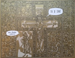 To je starý – umění středověku v komiksech