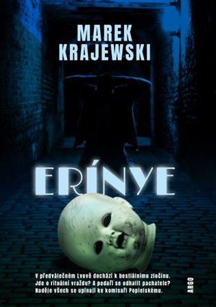 Erínye - Marek Krajewski | Booksquad.ink