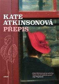 """""""Kate Atkinsonová je skvělá spisovatelka. Až budu velký, chci psát jako ona. Román Transcription dokazuje, že je na vrcholu tvůrčích sil. Najdete v něm plno nádherných, jemných, přesných vět a charakteristik. Je to špionážní román, který staví celý žánr na hlavu. Skvělý výkon, jako vždycky."""" - Matt Haig"""