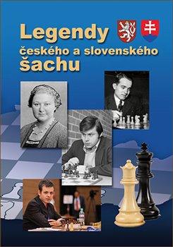 Obálka titulu Legendy českého a slovenského šachu