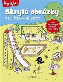 Obálka titulu Skryté obrázky pro šikovné děti