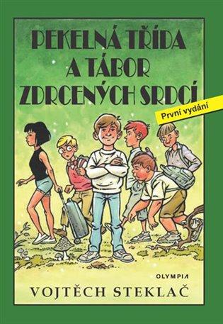 Pekelná třída a tábor zdrcených srdcí - Vojtěch Steklač | Booksquad.ink