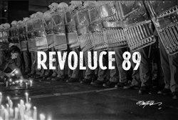 Obálka titulu Revoluce 89