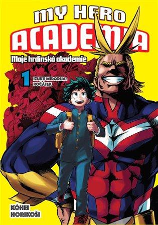 My Hero Academia - Moje hrdinská akademie 1 - Kóhei Horikoši | Replicamaglie.com