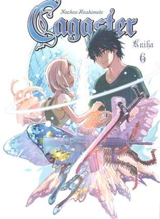 Cagaster 6 - Kachou Hashimoto | Booksquad.ink