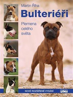 Obálka titulu Bulteriéři