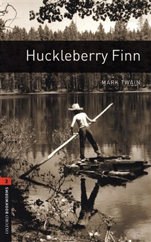 Obálka titulu Huckleberry Finn