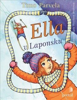 Obálka titulu Ella v Laponsku