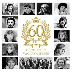 Obálka titulu 60 let orchestru Václava Hybše