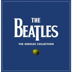 Obálka titulu The Beatles Singles
