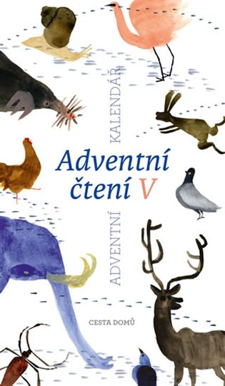 Adventní čtení V. - - | Booksquad.ink