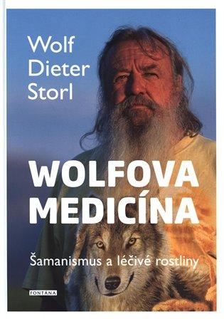 Wolfova medicína - Dieter Storl Wolf | Replicamaglie.com