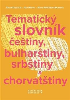 Tematický slovník češtiny, bulharštiny, srbštiny a chorvatštiny