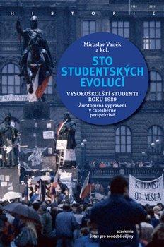 Obálka titulu Sto studentských evolucí