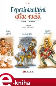 Obálka titulu Experimentální atlas mužů
