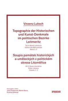 Obálka titulu Soupis památek historických a uměleckých v politickém okrese Litoměřice II.