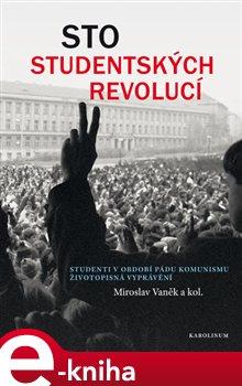 Obálka titulu Sto studentských revolucí
