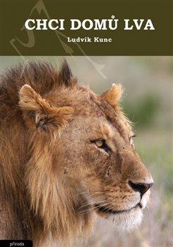 Obálka titulu Chci domů lva