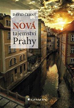 Obálka titulu Nová tajemství Prahy