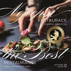 Obálka titulu Nejlepší restaurace oceněné zlatými lvy, průvodce 2020 / The Best Restaurant Rated with Golden Lions, guide 2020