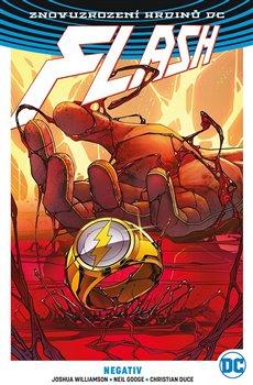 Obálka titulu Flash 5: Negativ