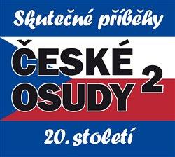 Obálka titulu České osudy 20. století 2