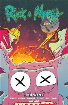 Obálka titulu Rick a Morty 3