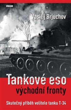 Obálka titulu Tankové eso východní fronty