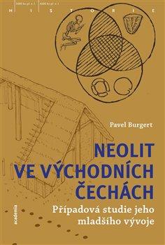 Obálka titulu Neolit ve východních Čechách