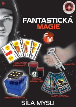 Sada kouzel - Fantastická magie (síla mysli)