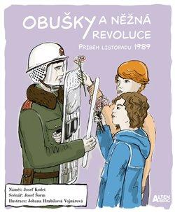 Obálka titulu Obušky a něžná revoluce