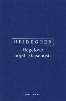 Obálka titulu Hegelovo pojetí zkušenosti