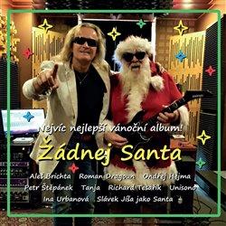 Obálka titulu Žádnej Santa