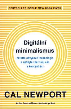 Obálka titulu Digitální minimalismus