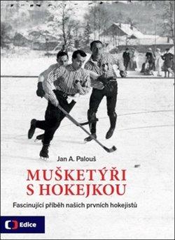 Obálka titulu Mušketýři s hokejkou