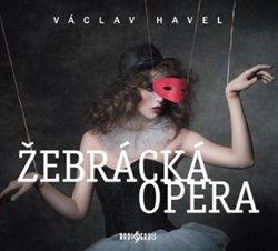 Obálka titulu Žebrácká opera