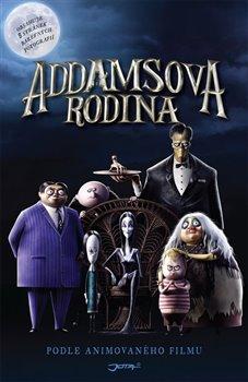 Obálka titulu Addamsova rodina