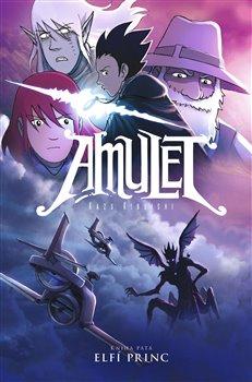 Obálka titulu Amulet 5