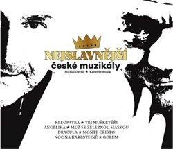 Obálka titulu Nejslavnější české muzikály