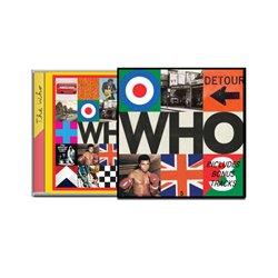 Obálka titulu WHO / Deluxe