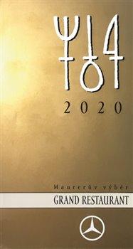 Obálka titulu Maurerův výběr - Grand Restaurant 2020