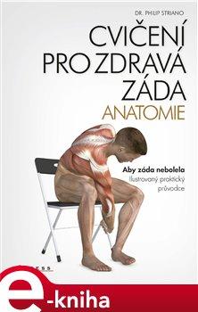 Obálka titulu Cvičení pro zdravá záda - anatomie