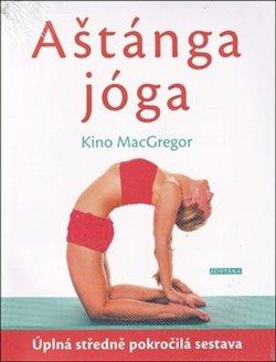 Obálka titulu Aštánga jóga