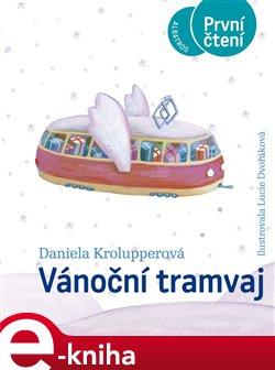 Obálka titulu Vánoční tramvaj