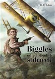 Obálka knihy Biggles od velbloudích stíhaček