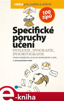 Obálka titulu Specifické poruchy učení