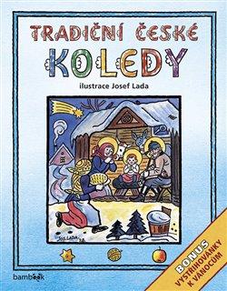 Obálka titulu Tradiční české koledy