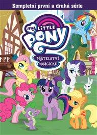 My Little Pony: Přátelství je magické S1-S2 (6 DVD)
