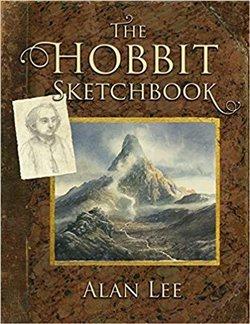 Obálka titulu The Hobbit Sketchbook
