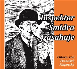 Obálka titulu Inspektor Šmidra zasahuje I.